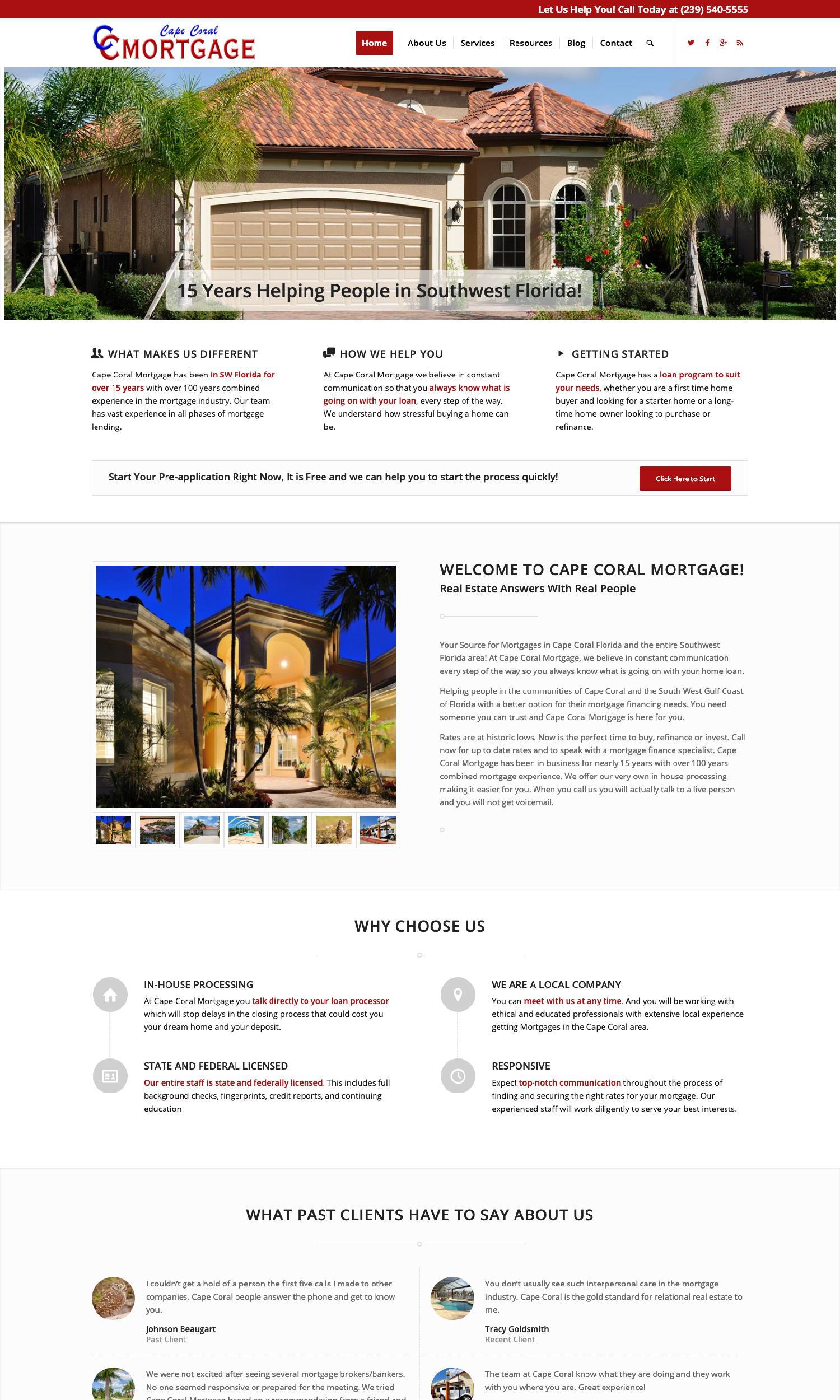Portfolio Naples Local Seo